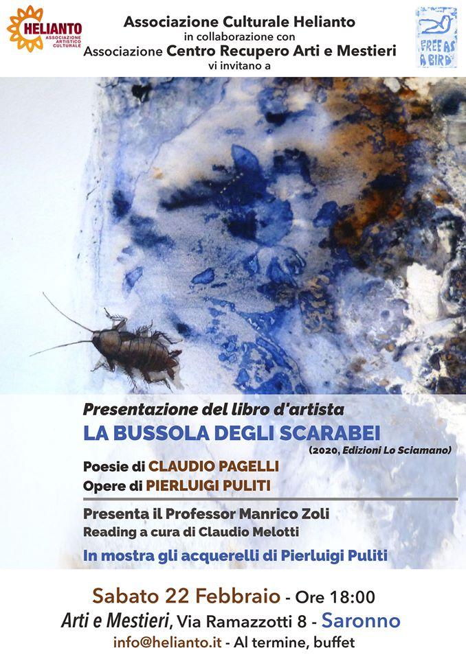 Claudio Pagelli - Pierluigi Puliti > La bussola degli scarabei