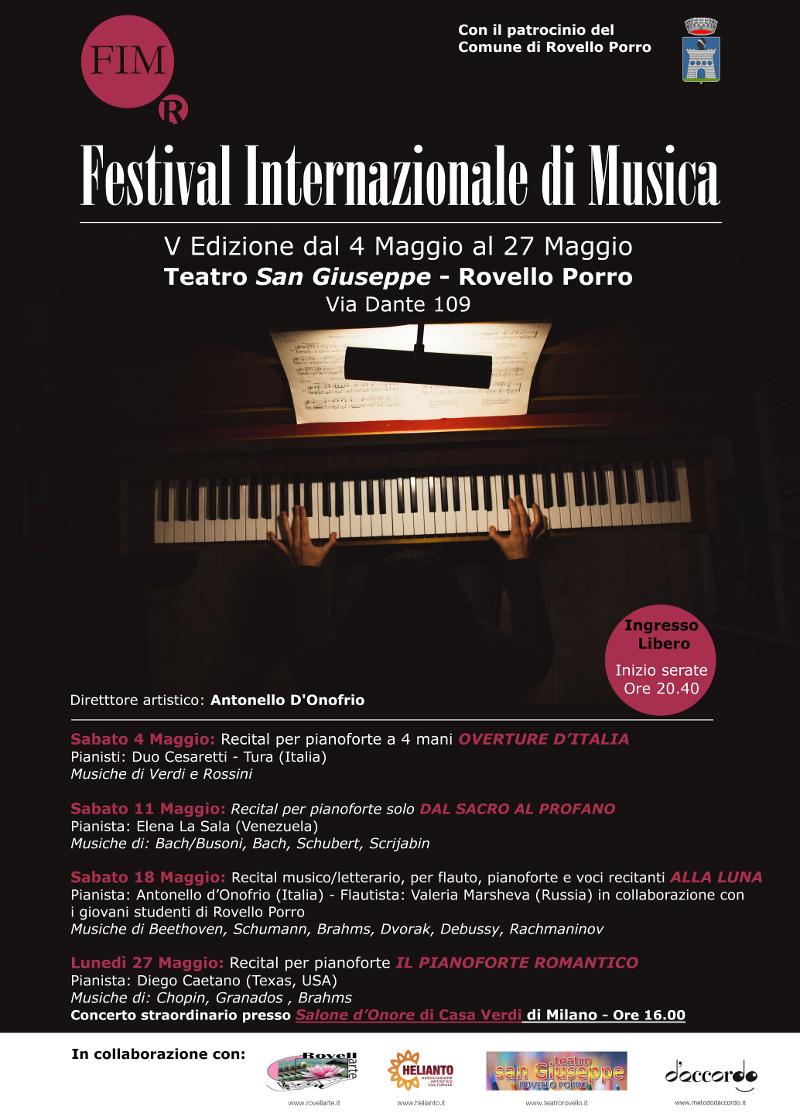 Festival Internazionale Musica