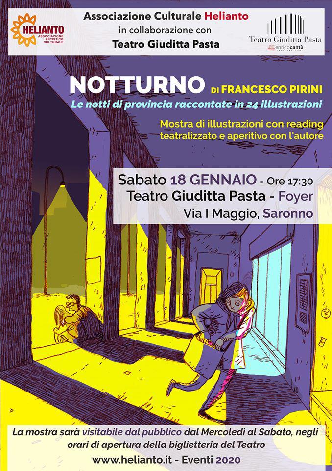 Notturno - Francesco Pirini